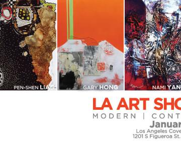 藝術國際化 LA Art Show 2017